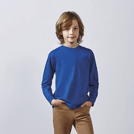 Children Long Sleeve (cm):