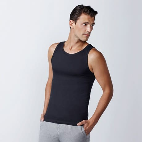 Men T-Shirt - Tank Top (cm):