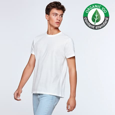 Men T-Shirt - Organic (cm):