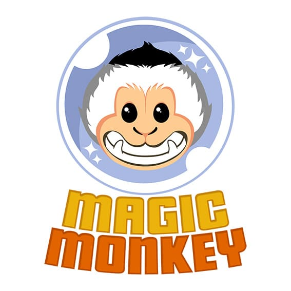 Camisetas Magic Monkey